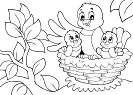 Kleurplaat Lente 40 Leuke Kleurplaten Voorjaar Tijd Met Kinderen