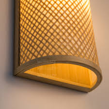 japanese style lighting. natural bamboo wall sconce wood lamp japanese style lighting living room restaurant cafe bedroom hotel hall izakaya light in lamps from lights