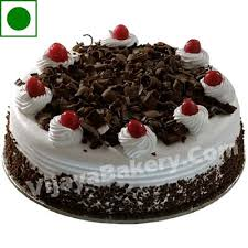 Online Order Eggless Black Forest Cakes To Vijayawada Eggless