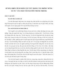 Dàn ý chi tiết phân tích nhân vật Tnú.pdf (.docx)   Tải miễn phí với 1 click