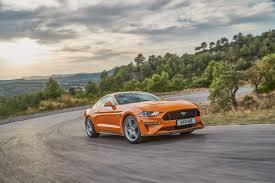 Europe's facelifted 2018 Ford Mustang detailed, arrives next