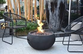 natural gas fire pits the secret for