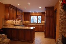 Kitchen Cabinets Mission Style Kitchen Afoordable Maple Kitchen Cabinets With Wooden Floor And