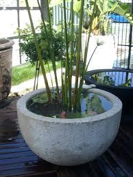 garden bowl large garden water bowl with plant off white lava stone finish garden street bowl