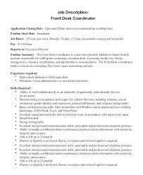 resume front desk clerk examples front desk clerk jobs hotel front desk clerk job description resume