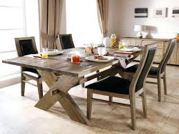 rustic dining room tables and chairs. Rustic Dining Room Table Chic Farmhouse And Chairs Industrial Extending Shabby Set For Sale Tables