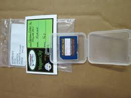 Furuno Vx2 Pro Vhip Waypoint Sd Card Pfcl Vx2pack 3 Charts On 1 Chip