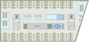 office floor planner. Open Office Floor Plan Layout - Planner Free Online .