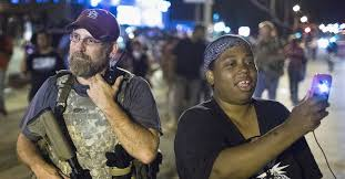 Image result for Oath Keepers in Ferguson