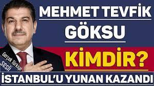 AKP'li Mehmet Tevfik Göksu Kimdir? - YouTube