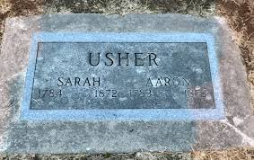 Aaron Usher (1783-1873) - Find A Grave Memorial