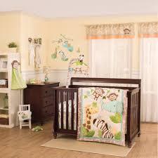 baby nursery decor modern ideas jungle theme bedding