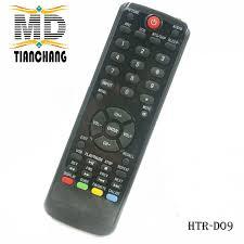 haier tv remote. genuine remote control htr-d09b use for haier lcd tv l32a2120a l39b2180d l50b2180a le24c3320a, le29f2320, le46a2280, le46a2280a tv