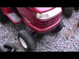 2004 craftsman gt5000 garden tractor 6