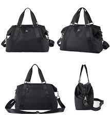 <b>MOYYI Men</b> Travel Bags Large Capacity Lightweight Oxford ...