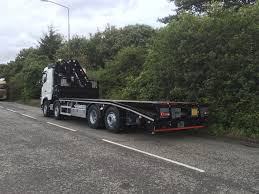 Volvo Fh 460 Cheesewedge With Hiab Crane Truck For Hire