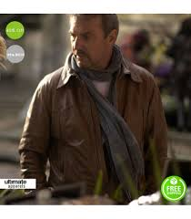 3 days to kill kevin costner ethan renner leather jacket