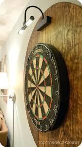 diy dartboard pallet dartboard cabinet