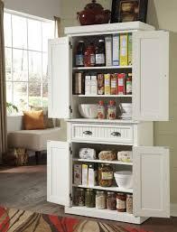 Kitchen Pantry Storage Cabinet Freestanding