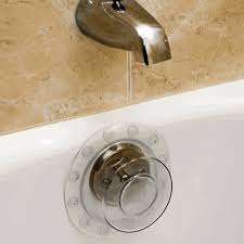 bathtub overflow drain cover plug