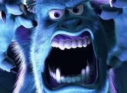 monster inc sulley roar. Modren Inc Monsters Inc Sulley GIF  MonstersInc Roar GIFs On Monster L