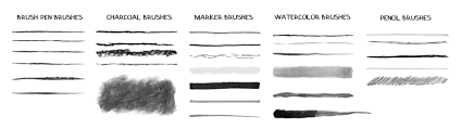 111 Artistic And Creative Free Illustrator Brushes To Add To Your