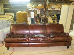 Leather Couch Restoration Sofas Center Restoration Hardware Leather Sofa Sleeper
