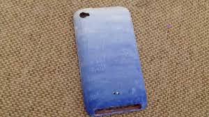 blue grant ipod case tutorial