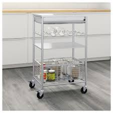 Kitchen Carts Ikea Grundtal Kitchen Cart Ikea