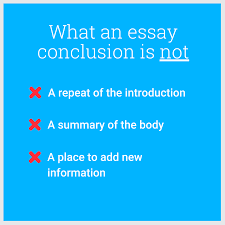 Conclusion In Essay How To Write A Captivating Essay Conclusion