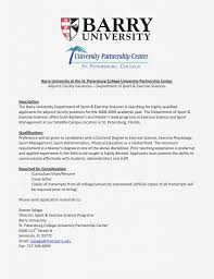 Cover Letter For Academic Position How To Write A Cover Letter For An Adjunct Faculty Position