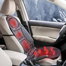 12v heated car seat cushion cover seat heater warmer winter household heated cushion cod