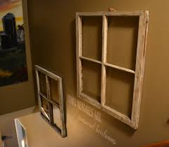Decorate Old Windows 24 Antique Windows As Wall Decor Wood Door And Wooden Panels For