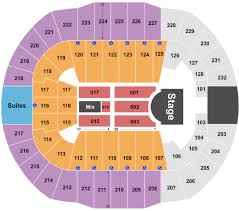Cajundome Concert Seating Chart Cajundome Tickets With No Fees At Ticket Club