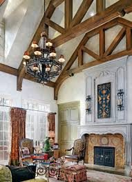 Vaulted Ceiling Decorating Living Room Decorating Living Rooms With High Ceilings Decorating Ideas