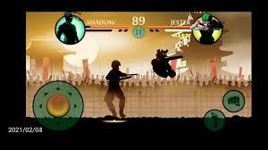 Shadow fight 2 Shadow VS Jester Short ...