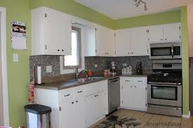 ... Adorable Kitchen Cabinet Makeover with Diy Kitchen Cabinet Makeover  Kitchens Design ...