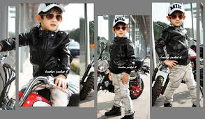 kids leather jackets the adorable collection for teenage boys girls