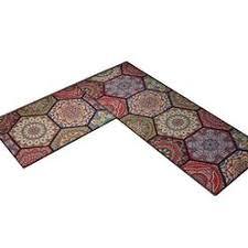 blancho bedding b 2 pcs decorative nonslip kitchen rugs floor mats kitchen mats o62 kitchen