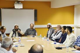 on 8th july at al mahdi institute the centre for intra muslim stus held a roundtable discussion on the topic discussion and general questions on