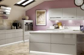 Light Kitchens Holborn Gloss Light Grey Ideas For The House Pinterest