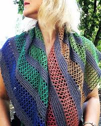 Shawl Knitting Patterns Best Easy Shawl Knitting Patterns In The Loop Knitting