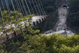 Chirajara Bridge Designer Collapse Of Colombian Bridge Kills 9 Workers Injures 5