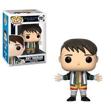Details About Friends Joey Tribbiani In Chandlers Clothes Pop Vinyl Fun32745