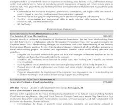 Ideas Of Cover Letter For Visual Merchandiser Epic 11 Visual