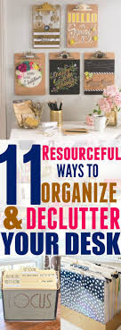 Desk Organization Best 25 Work Desk Organization Ideas On Pinterest Work Desk