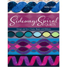 Sideways Spiral Quilts - RaNae Merrill Quilts & Sideways Spiral Quilts Adamdwight.com