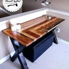 plan rustic office furniture. Custom Wood Office Furniture Exquist Curved Desk Within Desks Design Plan 11 Rustic .