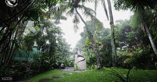 bali reptile park admission ticket in