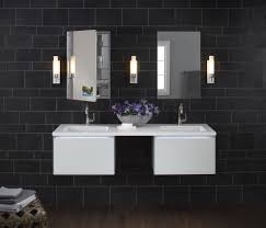Bathroom Cabinets Next Robern In Bathroom Contemporary With Painted Bathroom Cabinets